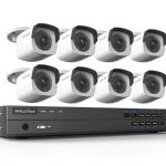 LaView 4MP 8-ch PoE NVR Security Camera System LV-KNX968E88W4-T4 - NetworkCamera.Reviews