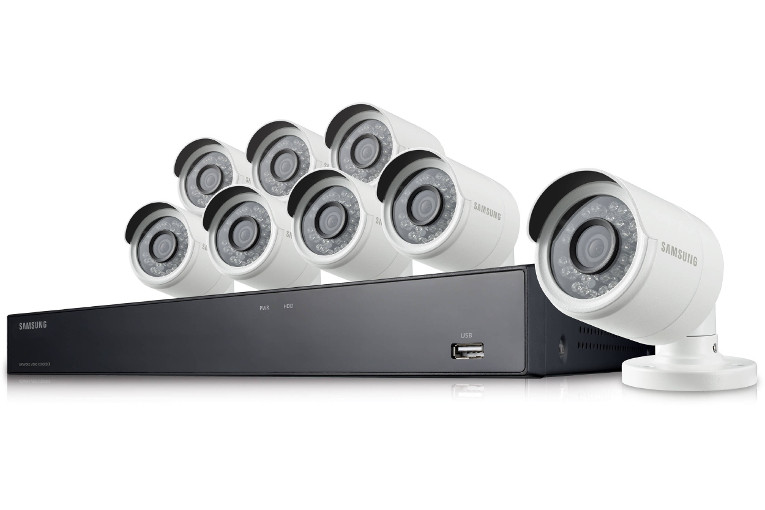 Review: Samsung Wisenet 4MP 16-ch NVR Security Camera System (SNK ...