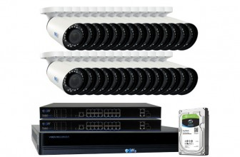 Review: GW Security 8MP 32-ch 4K PoE NVR Security Camera System